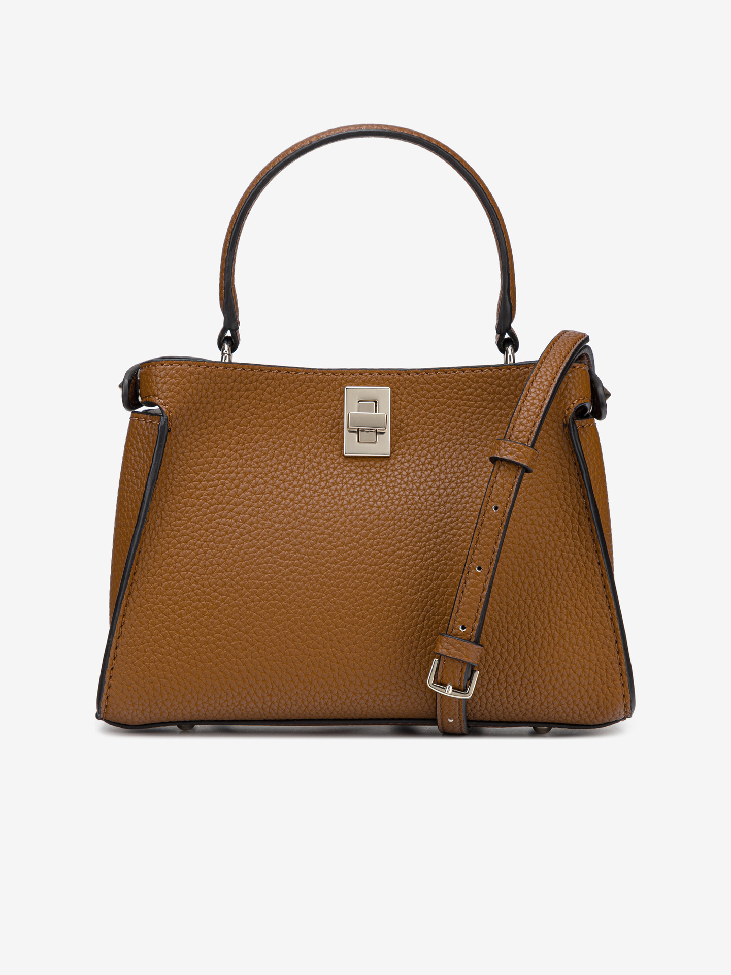 Guess smeđa torbica Uptown Chic Small