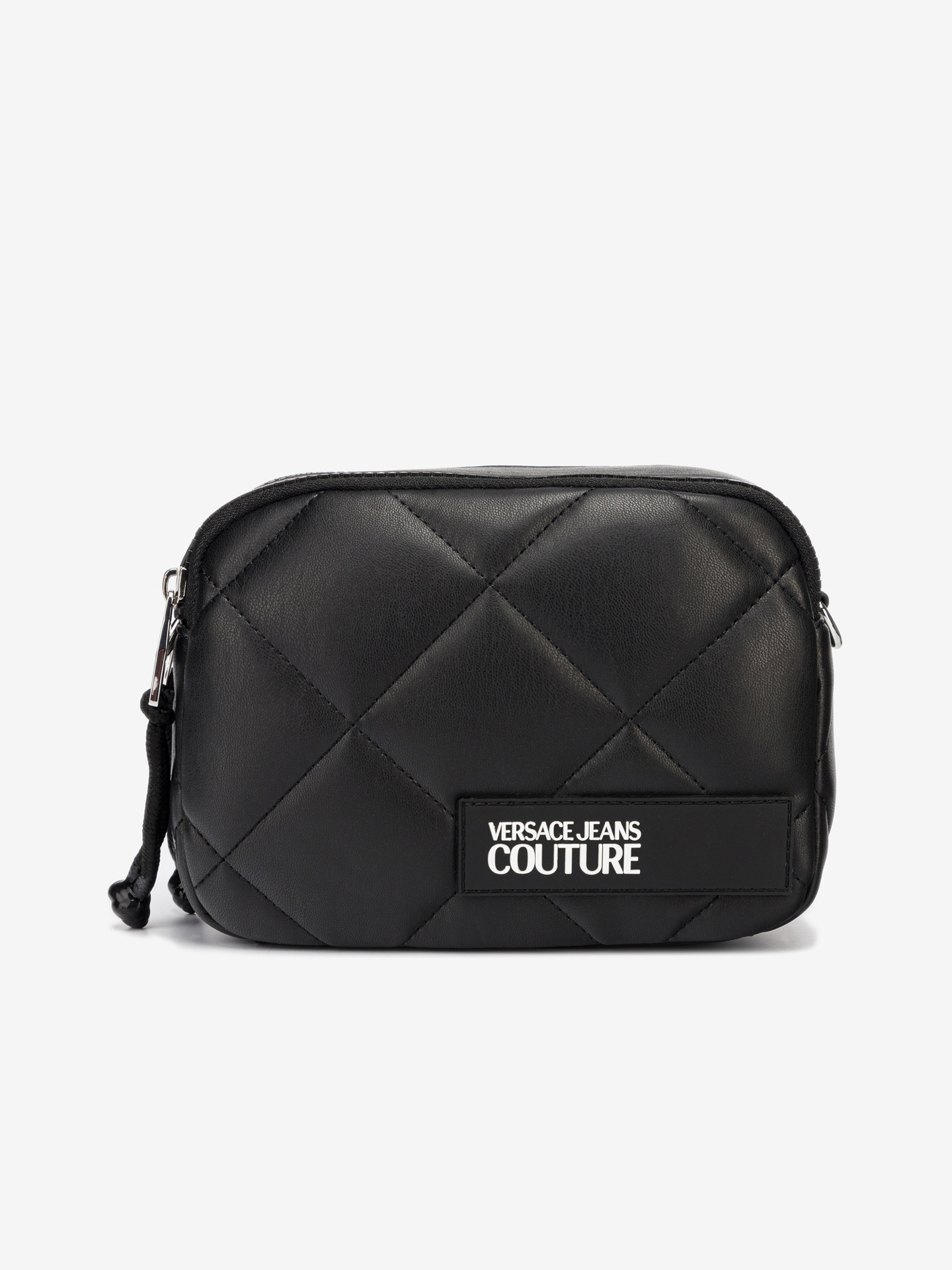 Versace Jeans Couture crna crossbody torbica