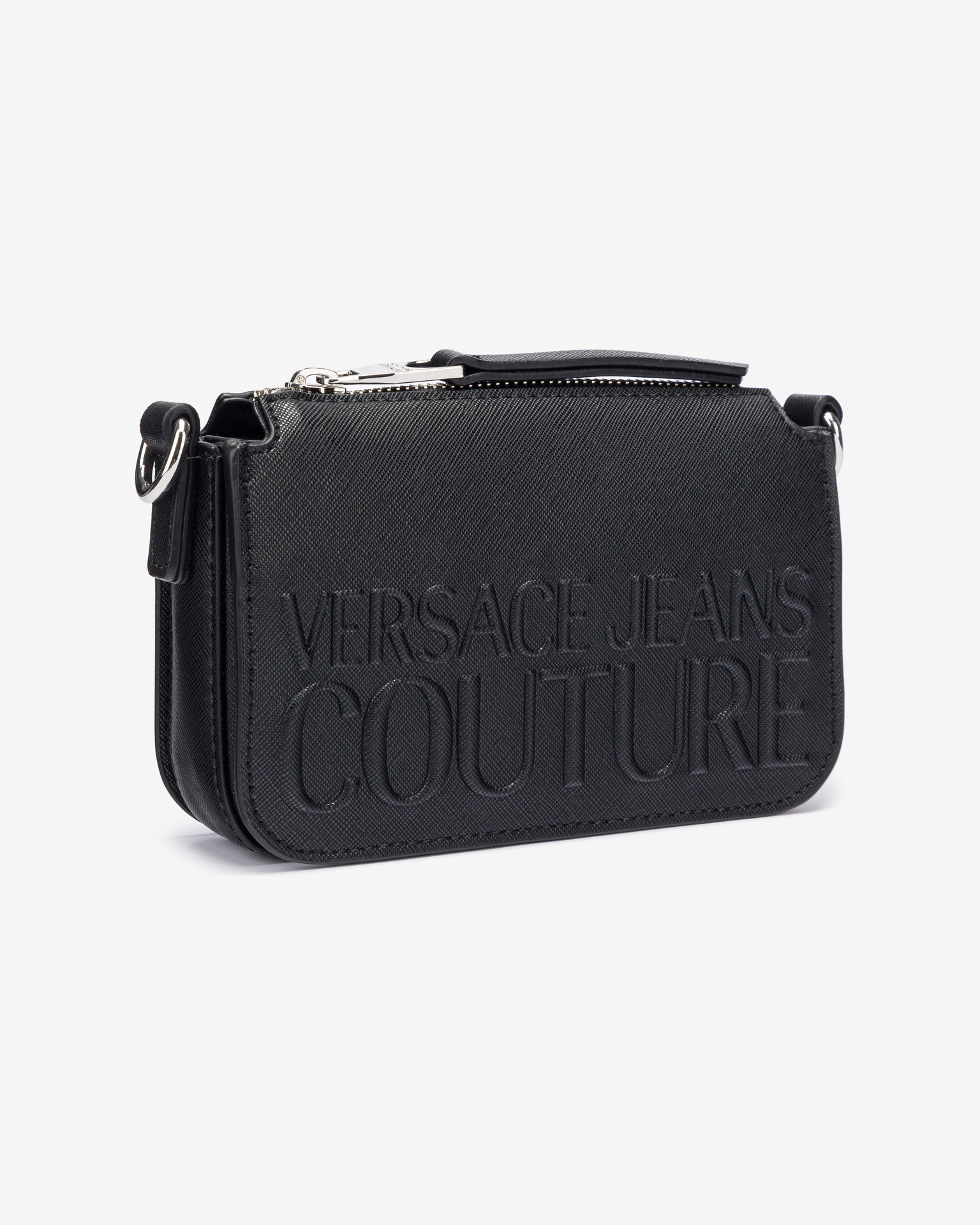 Versace Jeans Couture crna crossbody torba