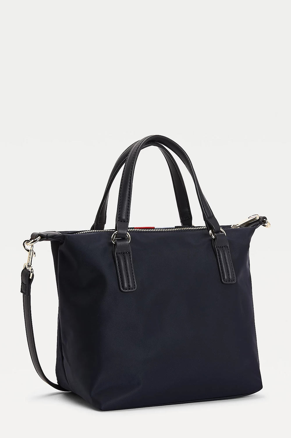 Tommy Hilfiger plava torba Poppy Small Tote Corp