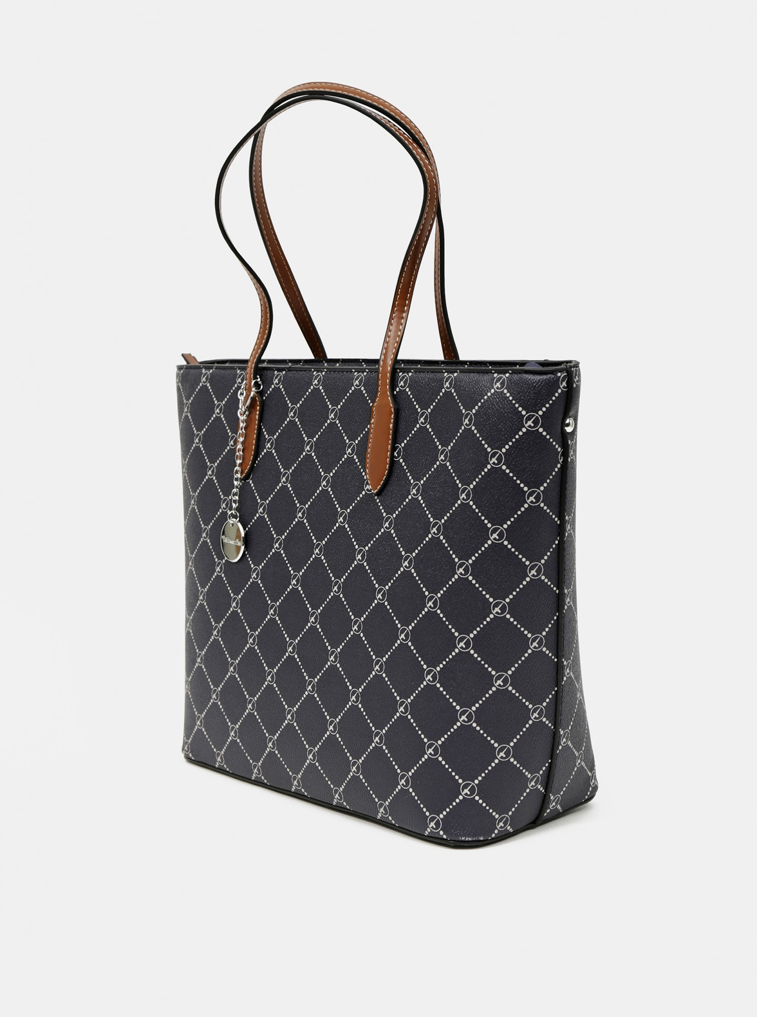 Tamaris plava torba shopper