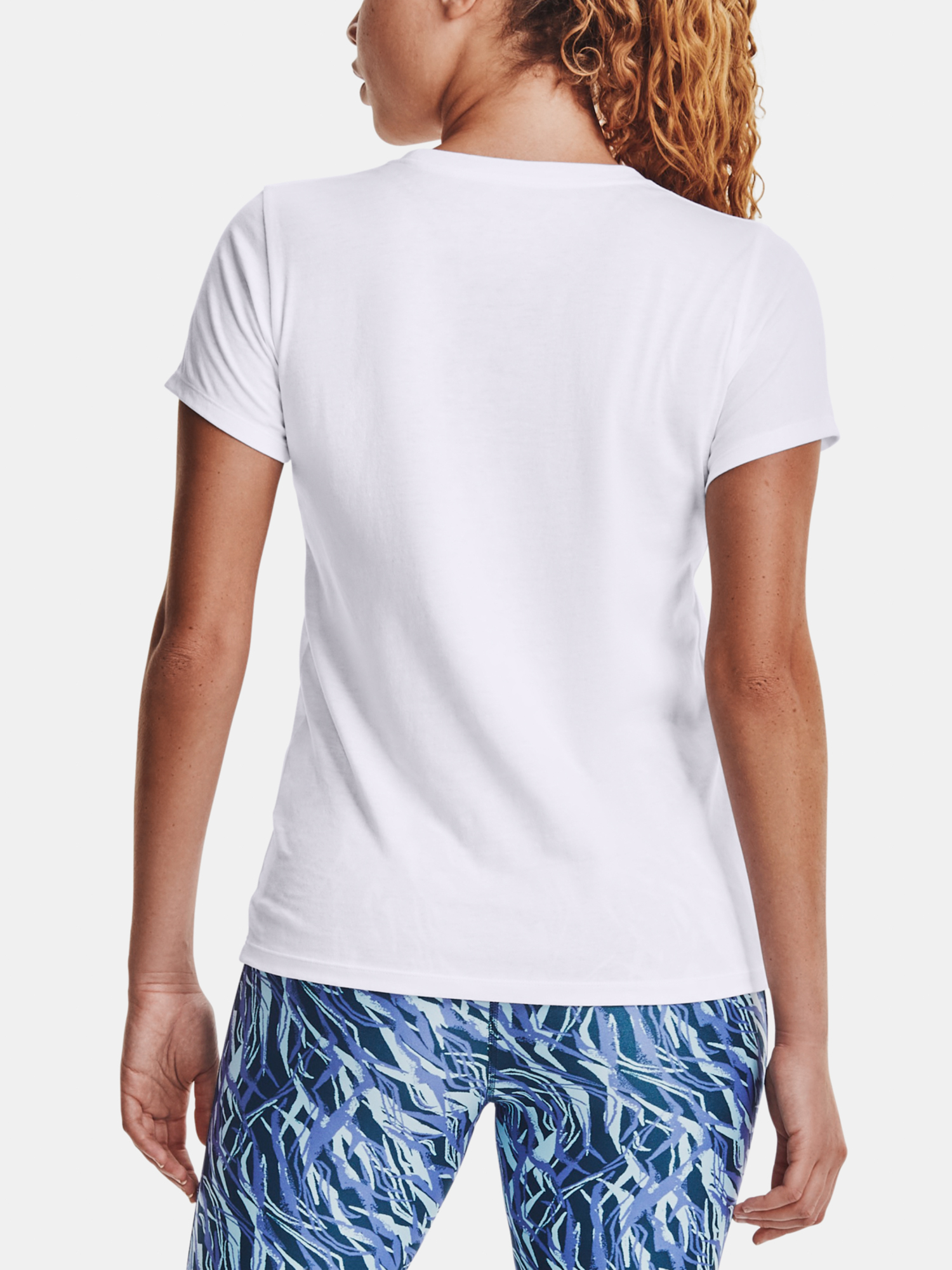 Majica Under Armour Live Sportstyle Graphic SSC-WHT